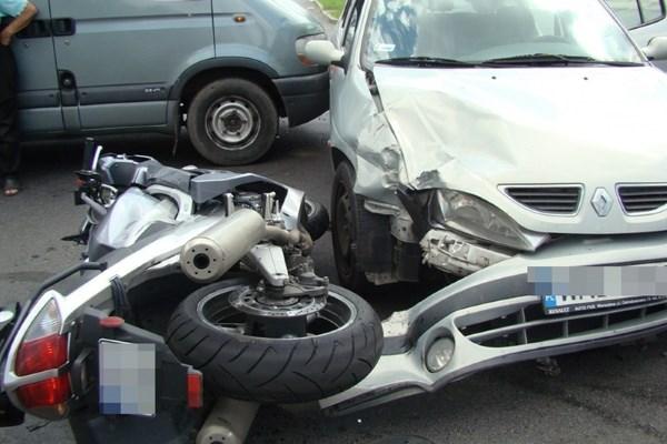 Pojazdy uszkodzone