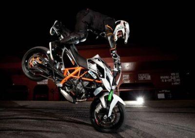 Motocykle STUNT/ STREET