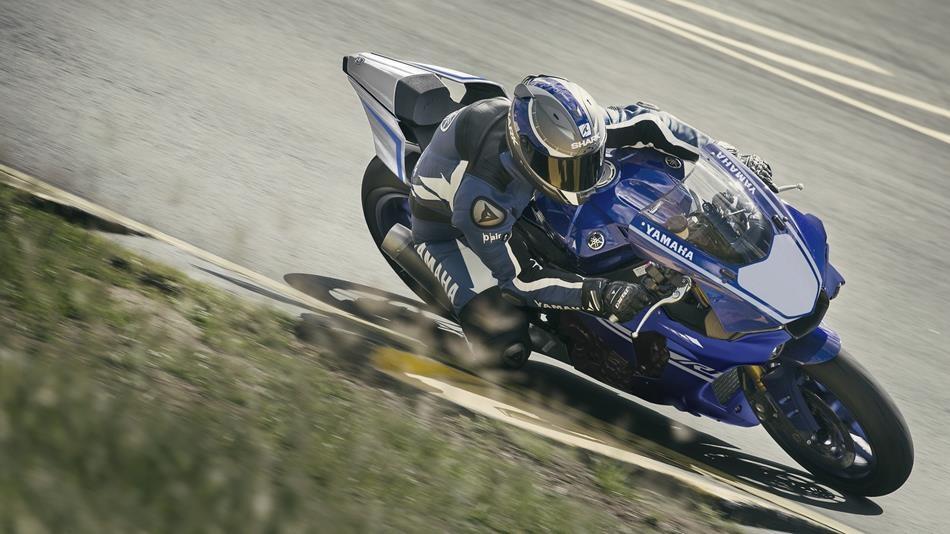 Yamaha YZF-R1. We R1
